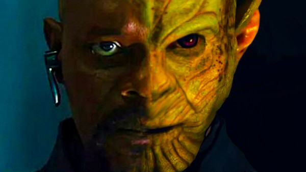 Nick Fury Skrull