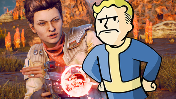 Outer worlds fallout