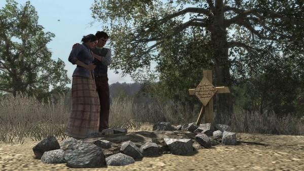 Red Dead Redemption Graveside