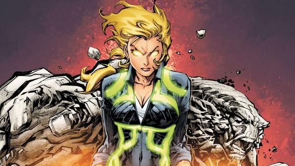 Terra DC Comics