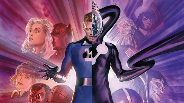 The Maker Marvel Comics