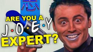 Joey Friends Quiz