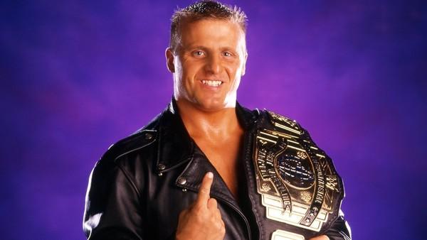 Owen Hart IC Champ