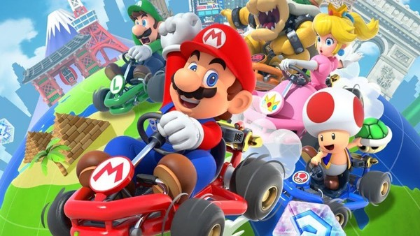 Mario Kart Tour hits 90 million downloads in only 7 days