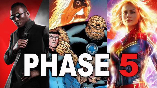 Marvel Phase 5