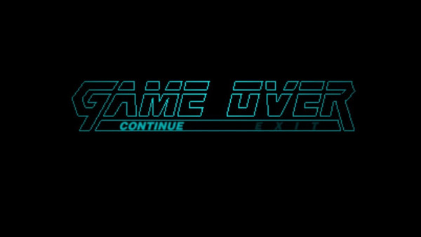 Metal Gear Solid Game Over