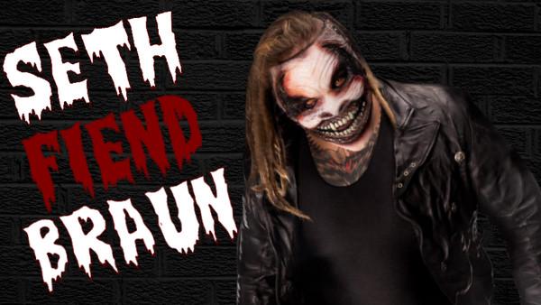 Bray Wyatt The Fiend