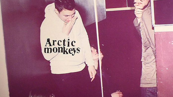 Arctic Monkeys Humbug Cover