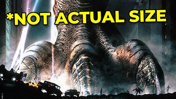 Godzilla 1998 Tape