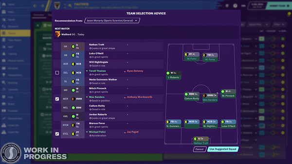 Football Manager 20