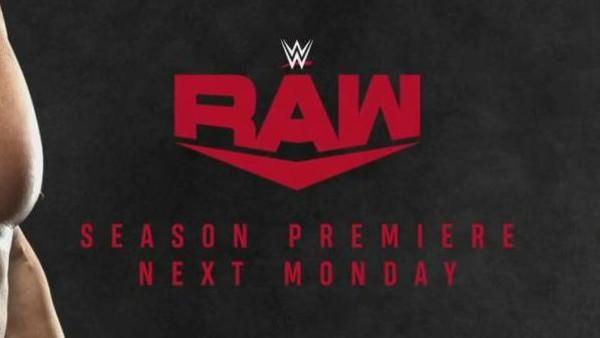 New WWE Raw Logo