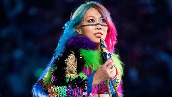 WWE's Asuka To Start YouTube Gaming Channel?