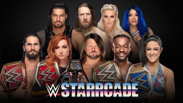 Starrcade 2019