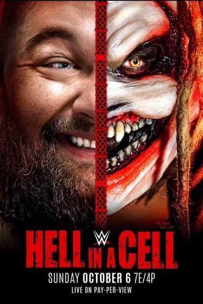 Hell In A Cell Poster Bray Wyatt