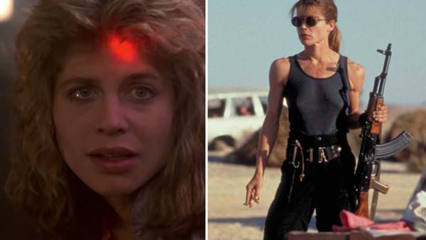 Sarah Connor Linda Hamilton Terminator