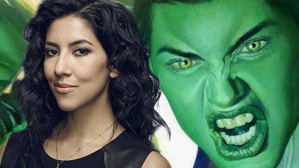Stephanie Beatriz She Hulk