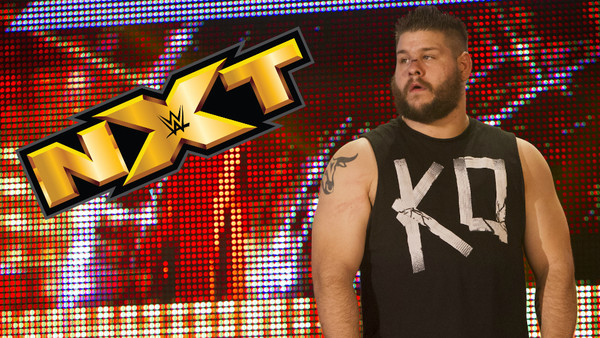 Kevin Owens NXT