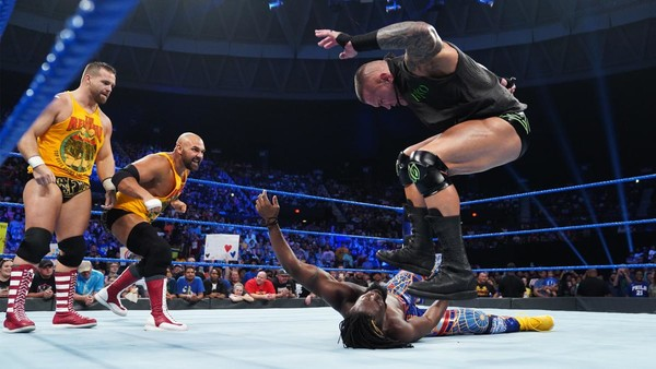 Randy Orton The Revival Kofi Kingston