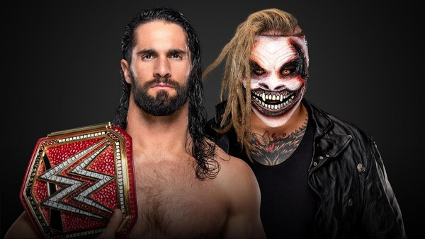 Seth Rollins The Fiend