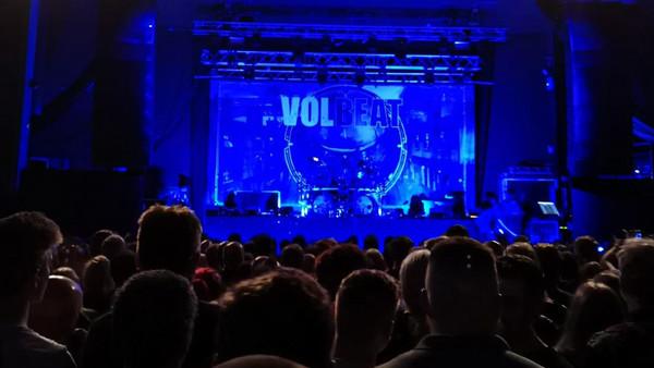 Volbeat Newcastle