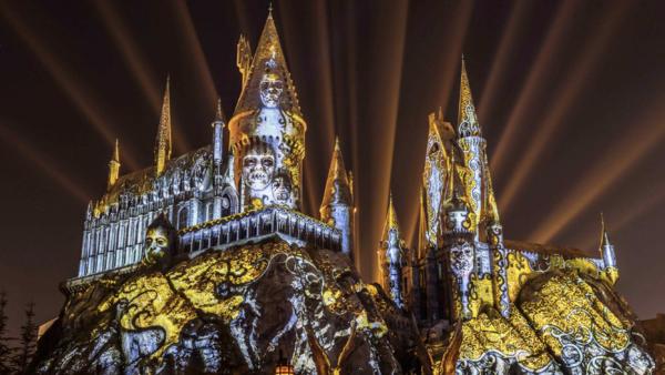 Dark Arts At Hogwarts Universal Orlando Resort