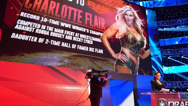 Charlotte Flair Draft
