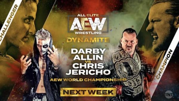 Darby Allin Chris Jericho