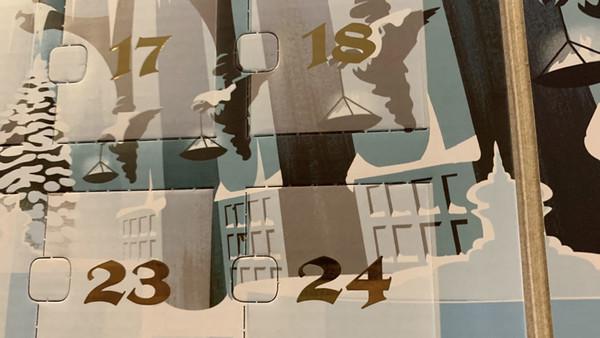 Funko Advent Calendar Detail
