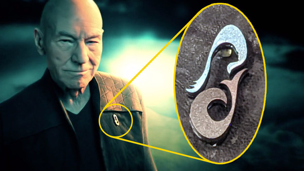 Picard Badge