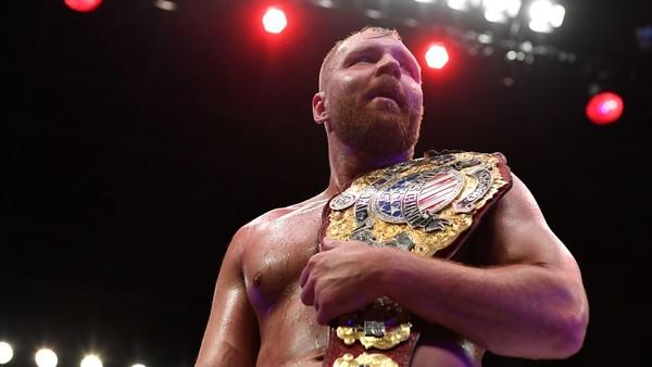 Jon Moxley NJPW IWGP US Champion