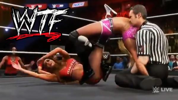 WWE 2K20 WTF