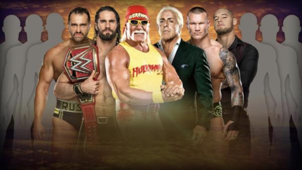 Team Flair Team Hogan
