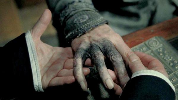 Dumbledore Gaunt Ring