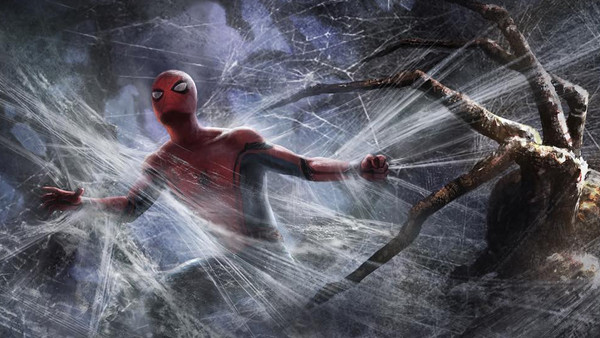 Spider-Man Far From home Spider