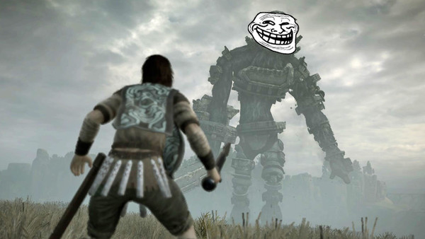 Shadow of the Colossus Troll