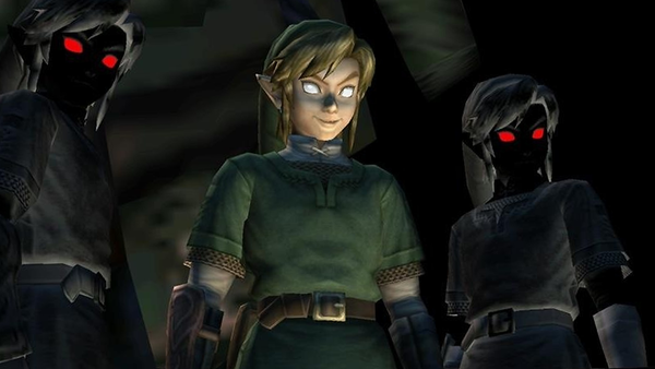 legend of zelda dark link