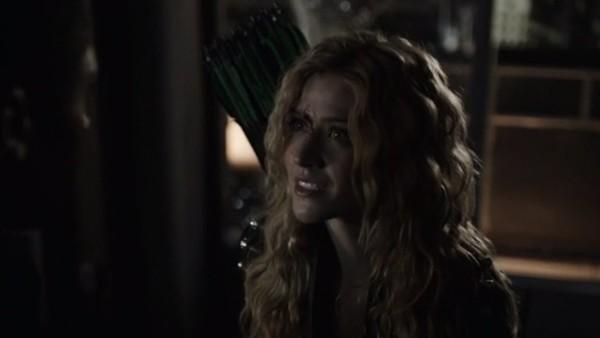 Arrow Season 8 Flashback