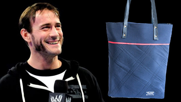 CM Punk Big Bag