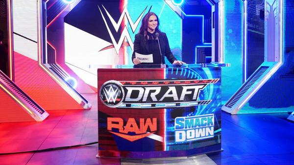 Stephanie McMahon WWE Draft