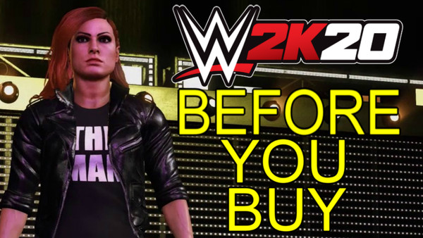 WWE 2K20: 10 Things To Know Before You Buy