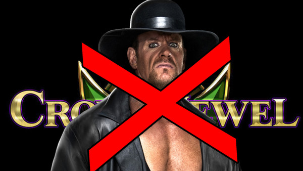 The Undertaker Crown Jewel