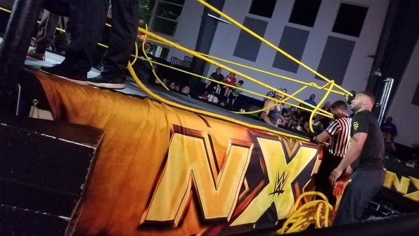 NXT Ring Break