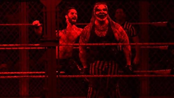 Seth Rollins Bray Wyatt