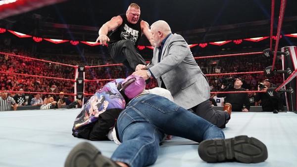 Brock Lesnar Rey Mysterio