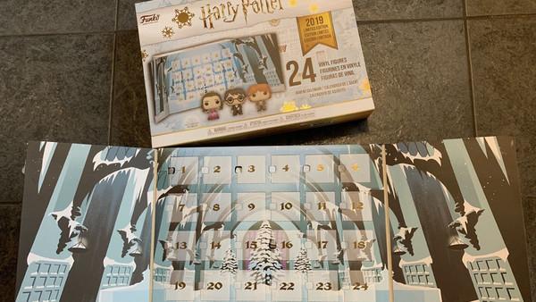Funko Advent Calendar Box