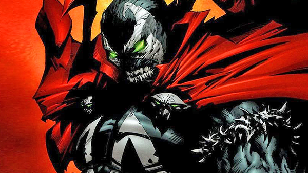 Spawn character