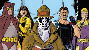Watchmen Cover Variant
