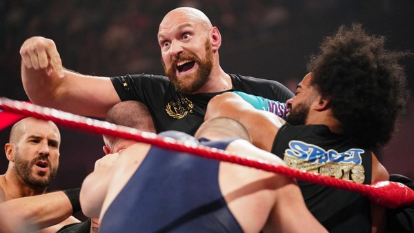 Tyson Fury, Strowman, set to clash at Crown Jewel in Saudi Arabia