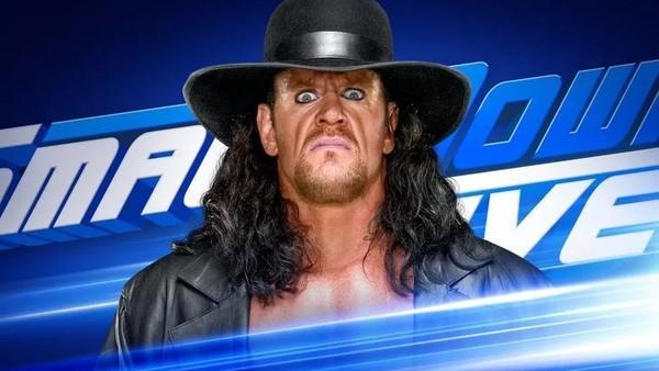 The Undertaker SmackDown