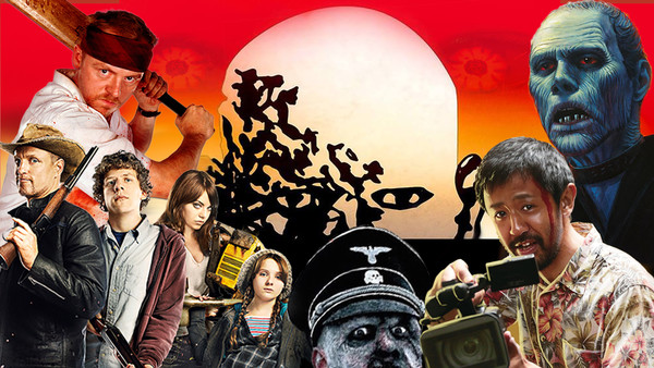 Zombie Films Ranked